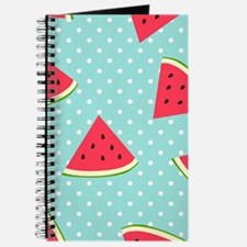 Funny Sweet watermelon Journal