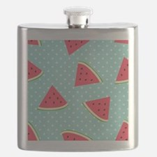 Cute Watermelon lovers Flask