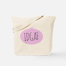 Unique Speech bubble Tote Bag