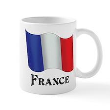 Flag of France Small Mug