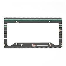Arrows License Plate Holder