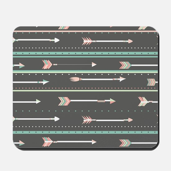 Arrows Mousepad