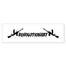 Revolutionary Bumper Bumper Sticker