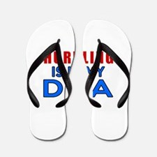 Hurdling Is In My DNA Flip Flops