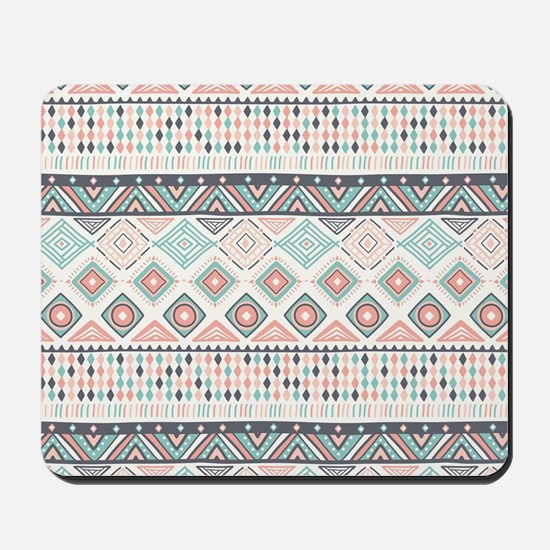 Native Pattern Mousepad