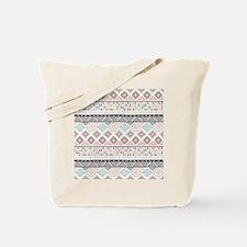 Native Pattern Tote Bag
