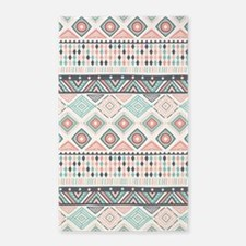 Native Pattern Area Rug