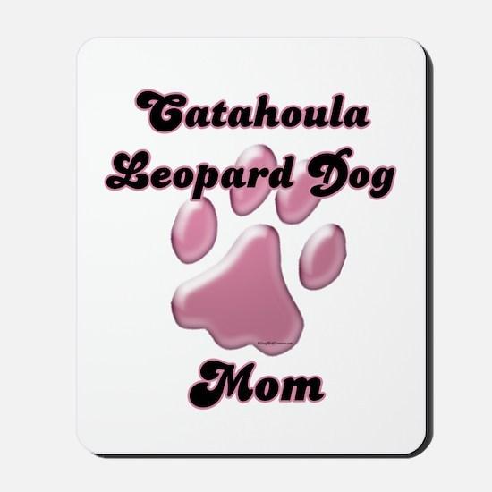 Catahoula Mom3 Mousepad