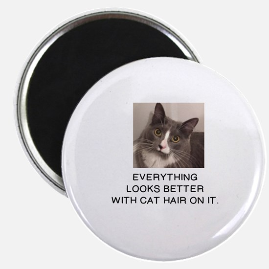 Cute Cat hair Magnet