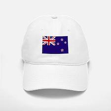 New Zealand Baseball Baseball Cap