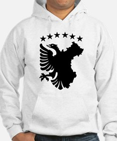 Shqipe - Autochthonous Flag Hoodie
