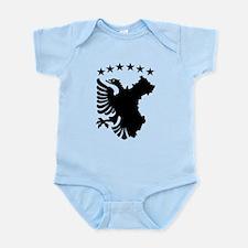 Shqipe - Autochthonous Flag Body Suit