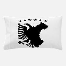 Shqipe - Autochthonous Flag Pillow Case