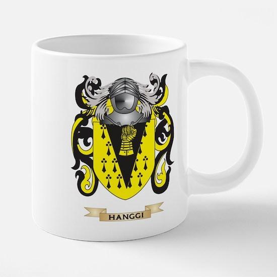 Hanggi Coat of Arms (Family Crest) Mugs