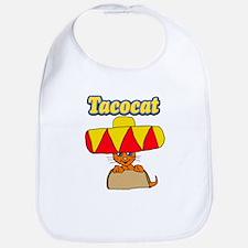 Taco cat Bib