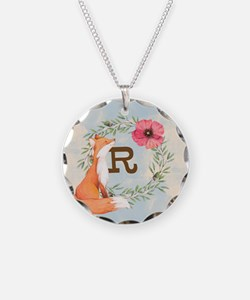 MONOGRAM Woodland Fox Necklace