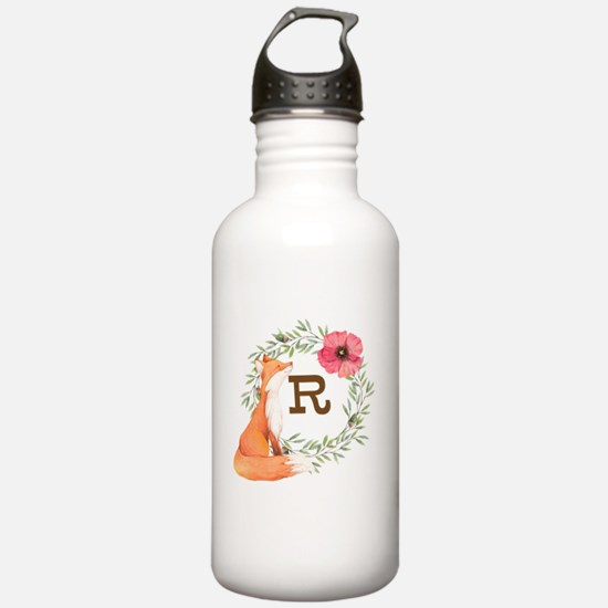 MONOGRAM Woodland Fox Water Bottle