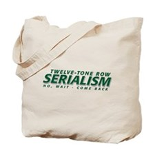 Serialism Tote Bag