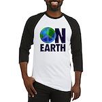 Peace on Earth Baseball Jersey