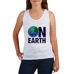 Peace on Earth Women's Tank Top