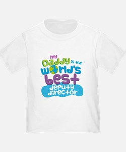 Deputy Director Gifts for Kids T
