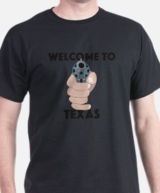 Cute Welcome to texas T-Shirt