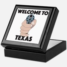 Funny Houston Keepsake Box