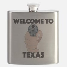 Cute Welcome dallas Flask