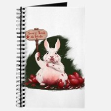 Eastern bunny Journal