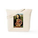 Mona / Chow Tote Bag