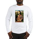 Mona / Chow Long Sleeve T-Shirt
