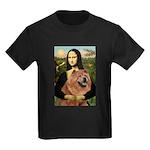 Mona / Chow Kids Dark T-Shirt