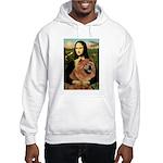 Mona / Chow Hooded Sweatshirt