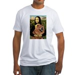Mona / Chow Fitted T-Shirt