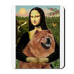 Mona / Chow Mousepad