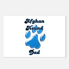 Afghan Dad3 Postcards (Package of 8)