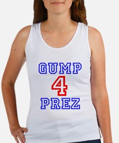 GUMP 4 PREZ Women's Tank Top