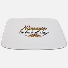 Namaste In Bed All Day Bathmat