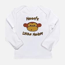 MommysLittleMonkey2 Long Sleeve T-Shirt