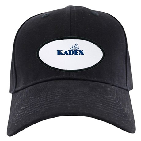 KADEN Black Cap