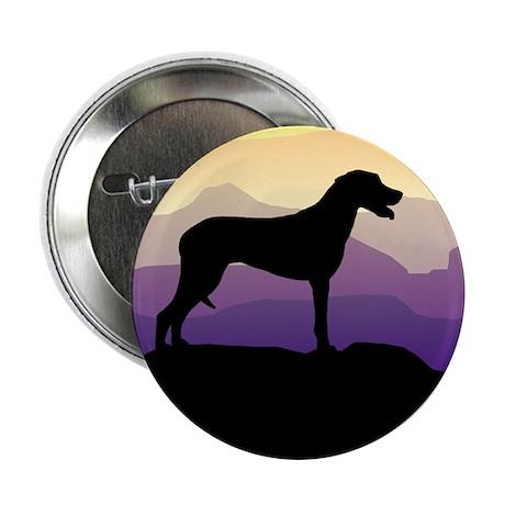 """Ridgeback Dog Mountains 2.25"""" Button (10 pack)"""
