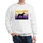 Ridgeback Dog Mountains Sweatshirt