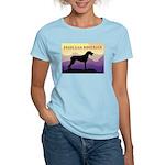 Ridgeback Dog Mountains Women's Light T-Shirt