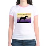 Ridgeback Dog Mountains Jr. Ringer T-Shirt
