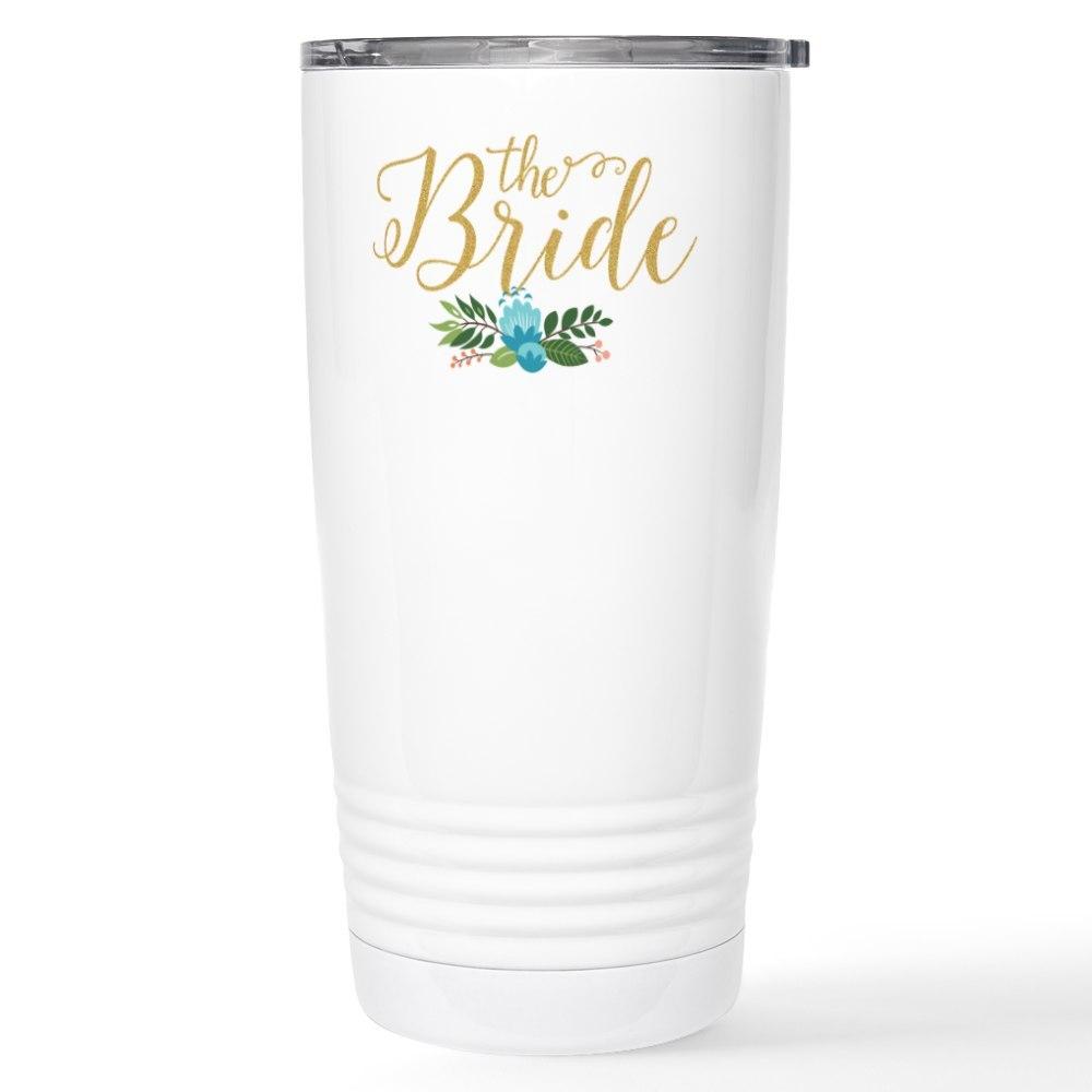 CafePress Bride Travel Mug