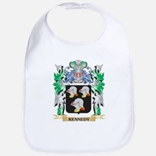 Kennedy Coat of Arms - Family Crest Bib
