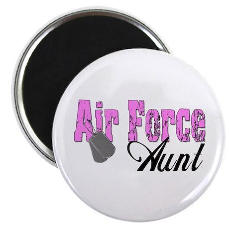 Air Force Aunt Magnet