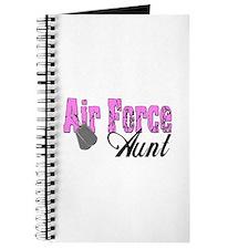 Air Force Aunt Journal
