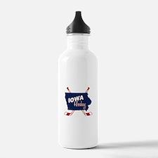 Iowa Hockey Water Bottle