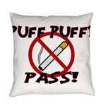 Puff Puff Pass Everyday Pillow